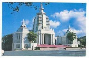 Soto Mission of Hawaii (Zen Buddhist temple), Honolulu, 50-60s