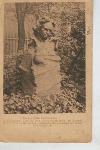 Postal 008540: Busto de Beethovens, alemania