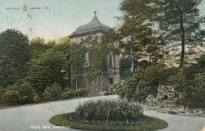 DEWSBURY , England , 1906 ; Public Park