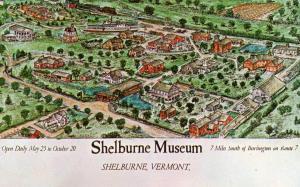 VT - Shelburne. Shelburne Museum