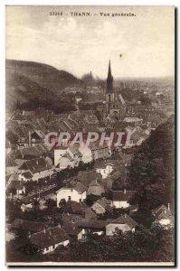 Old Postcard Thann General view