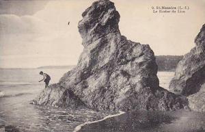 St. Nazaire, Le Rocher du Lion, Loire Atlantique, France, 00-10s