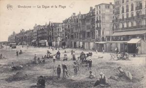 WENDUYNE - La Digne et la Plage , Beligium , PU-1921