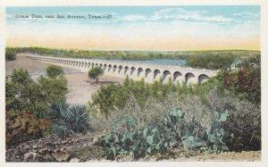 Near SAN ANTONIO, Texas, 10-20s; Olmas Dam