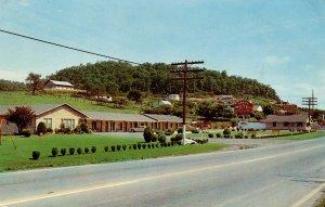 TN - Bristol. Sunset Motel & Restaurant