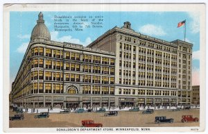 Minneapolis, Minn, Donaldson's Department Store