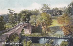 AYR, Ayrshire, Scotland, United Kingdom; The Auld Brig o' Doon, 00-10s