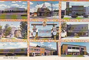 Acton Vale , Quebec, Canada , 60-80s