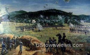 Federal Bombardment Marietta GA Unused