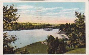 Maine Bangor On the Penobscott1923