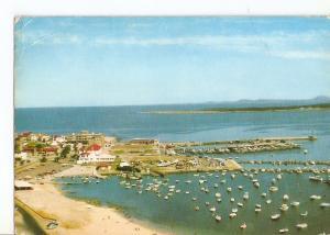 Postal 031707 : Punta del Este (Uruguay). Vista del puerto