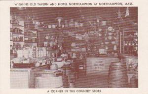 Wiggins old tavern and hotel, Northampton at Northampton, Massachusetts, 40-60s