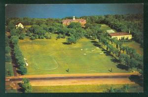 Lakemont Academy Prep School Seneca Lake Watkins Glen New York NY Postcard