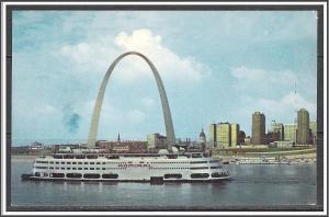 Missouri, St Louis Gateway To The West - [MO-008]