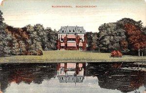 Boschgezicht Bloemendaal Holland 1909