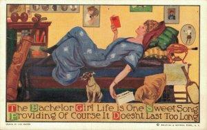 The Bachelor Girl Life is One Sweet Song - Lou Mayer 05.16