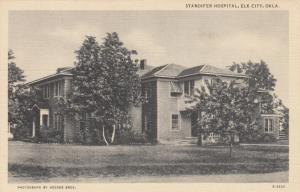 ELK CITY , Oklahoma, 30-40s ; Standifer Hospital
