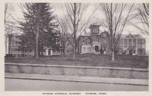 Putnam Catholic Academy , PUTNAM , Connecticut , 1910-20s