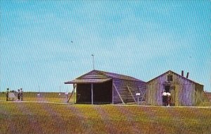 Wright Brothers 1903 Camp Building Wright Brothers National Memorial Kill Dev...
