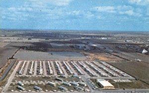 PARADISE PARKS Harlingen/Pharr/McAllen, Texas Trailer Park 1975 Vintage Postcard