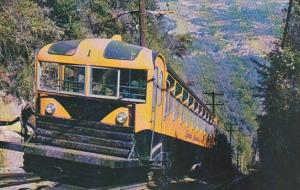 Tennessee Chattanooga The Incline Car Lookout Mountain Inline