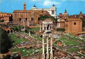 BR21394 Foro Romano Roma italy
