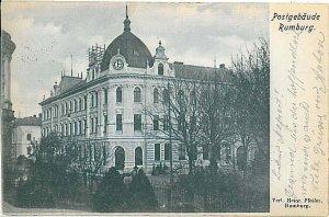 VINTAGE POSTCARD: Czech Republic - Rumburk Rumburg 1905