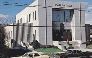 Hotel De Ville De Sorel, Sorel, Quebec, Canada, 1940-1960s