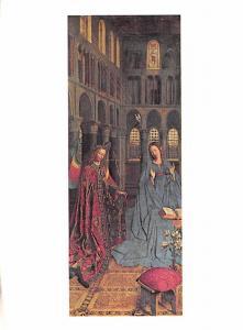 The Annunciation - Jan Van Eyck