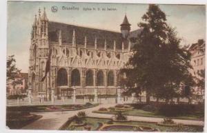 Eglise Notre Dame Du Sablon, Bruxelles, Belgium 1910