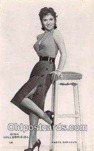 Gina Lollobrigida Movie Actor / Actress Unused