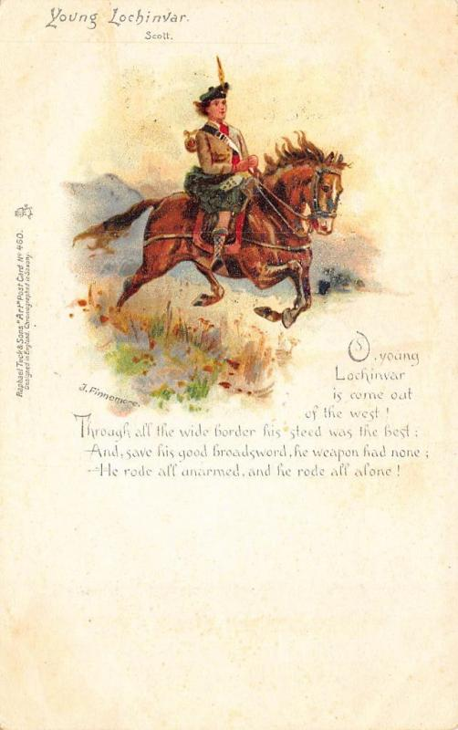 lochinvar poem
