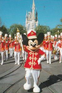 Walt Disney World Magic Kingdom Mickey Mouse & Walt Disney World Band On ...