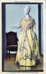 [ Photo-Colorit ] US Washington, D.C. - Smithsonian Dolly Madison