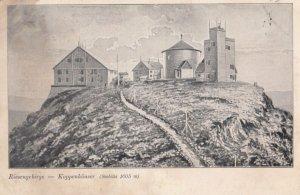Riesengebirge, Czech Republic, 00-10s ; Koppenhauser