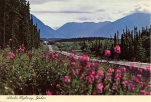 Canada - Yukon Territory. Alaska Highway