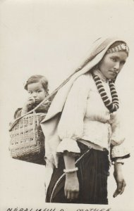 RP: NEPAL , 00-10s ; Mother & Child