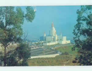 Pre-1980 TEMPLE SCENE Oakland California CA c6409