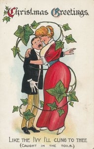 CHRISTMAS ; Couple & Ivy, 00-10s