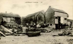 ME - Lobsterman's Shanties