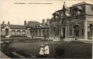 CPA RENNES - Ecole de Medecine et de Pharmacie (298201)