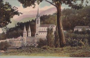 Belgium Lourdes La Basilique