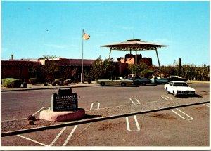 Arizona Coolidge Casa Grande Ruins National Monument Visitor Center and Museum