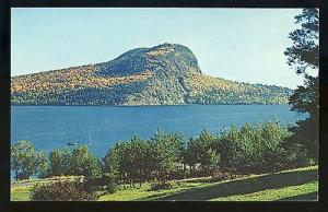 Beautiful Moosehead Lake, Maine/ME Postcard, Mount Kineo