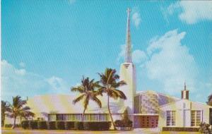 Florida Miami Beach Church By The Sea Bal Harbour