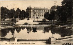CPA LL. 31. ÉPINAL La College vu du Cours (405564)