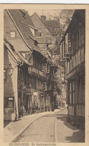 HILDESHEIM , Germany, 00-10s ; St Andreasstrasse