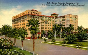 FL - St Petersburg. Soreno Hotel, US Army Air Forces Tech. Training Command