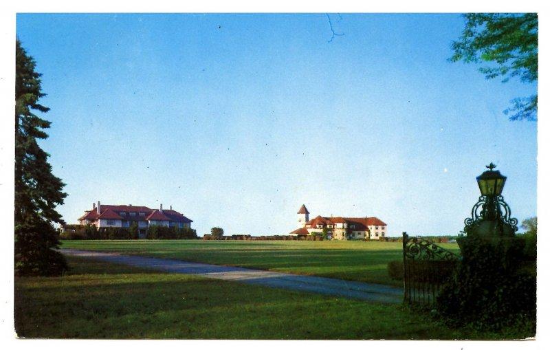 MA - East Brewster. La Salette Seminary, Formerly Fieldstone Hall
