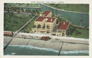 MIAMI BEACH , Florida , 1910-30s ; Hotel Wofford